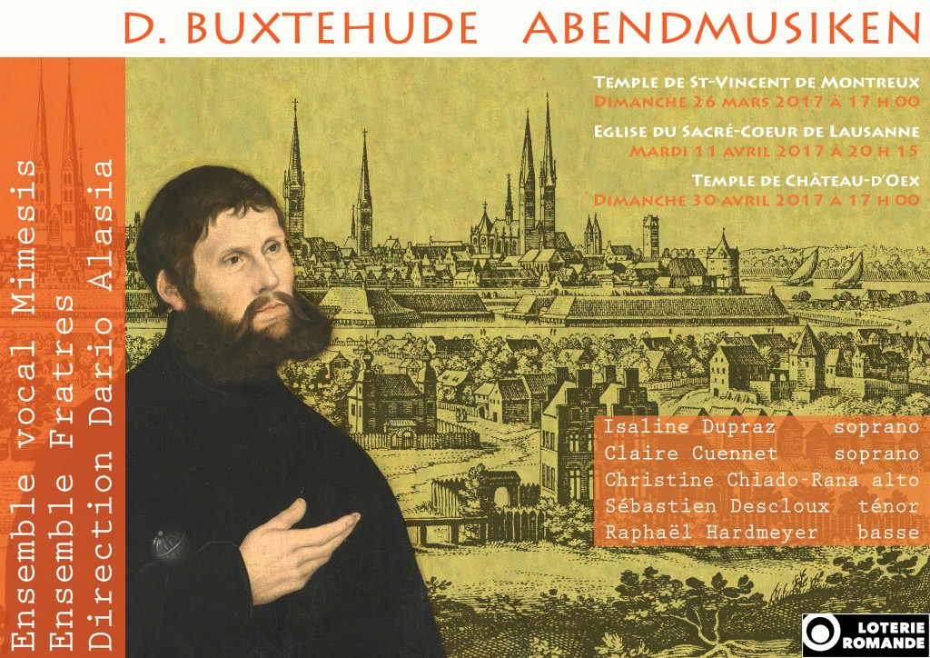 Buxtehude Abendmusiken